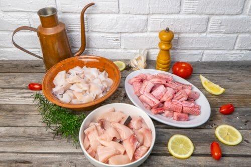 tranci di pesce fresco pescheria varpesca