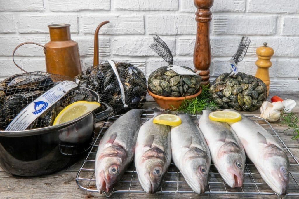 fish box corsara