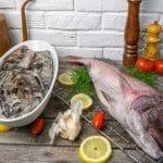 piatto di mare per 5 persone da cucinare olbia