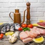 piatto di mare da cucinare
